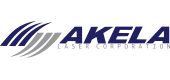 Akela Laser Corporation logo