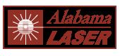 Alabama Laser Logo