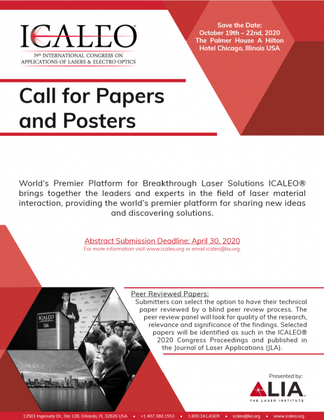 Download Call for Papers
